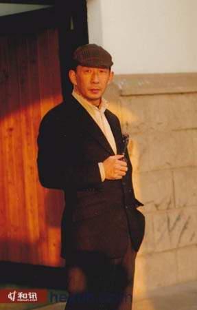 著名马术教练和骑手张维先生