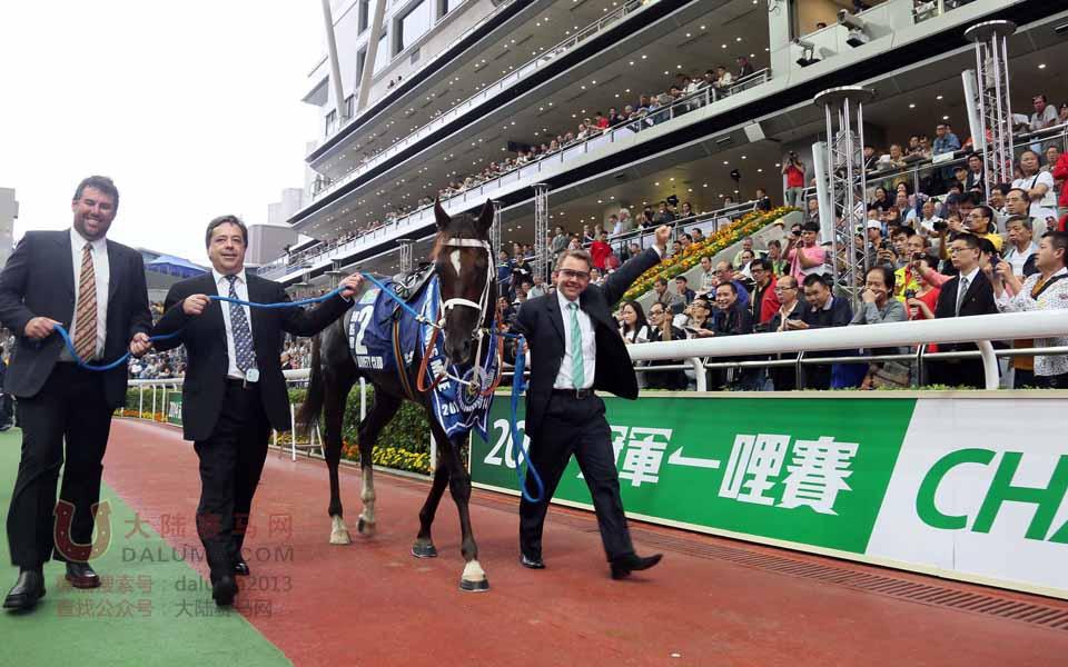 中国香港赛马国际一级赛