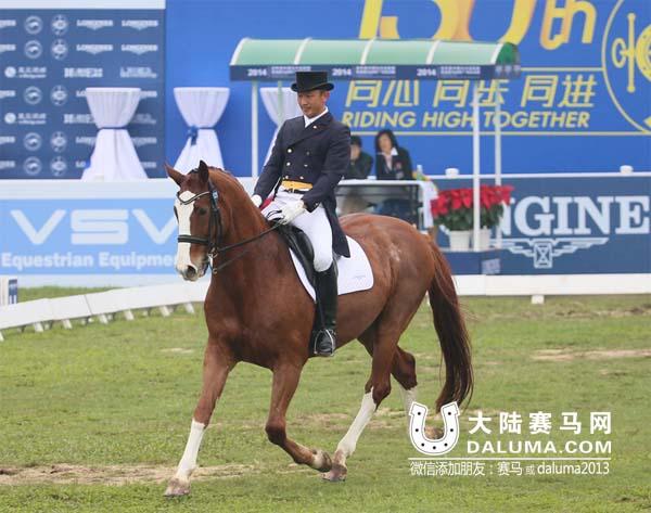 上海松声马术俱乐部_骑师访谈 -大陆赛马网