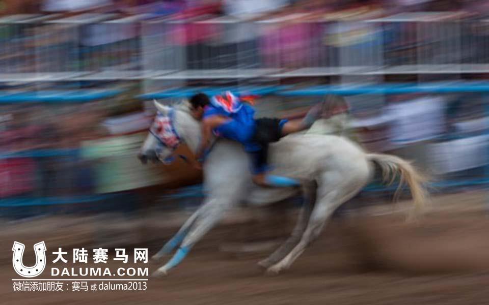 《国家地理》拍摄:走近与马相伴而生的印第安人