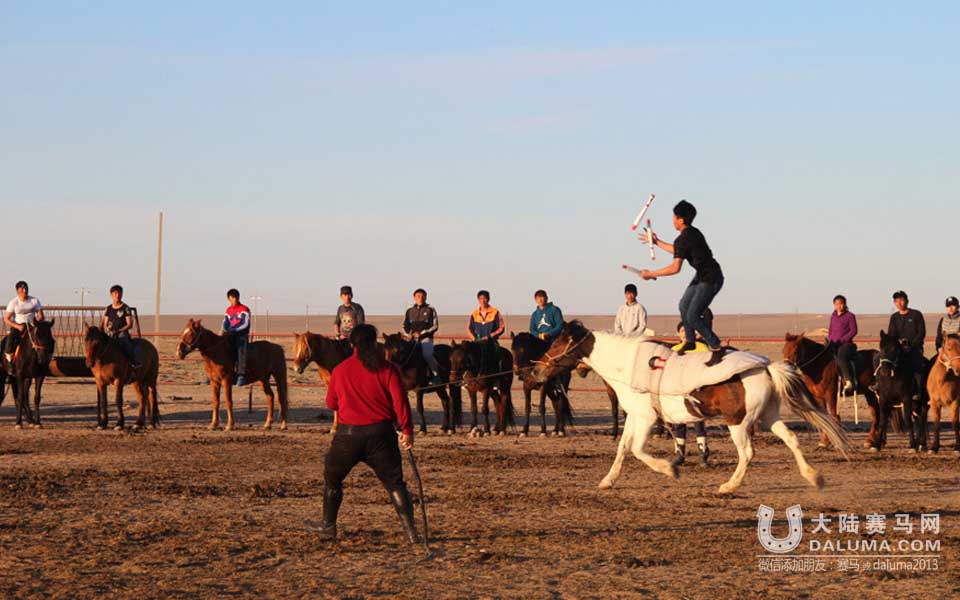 直击蒙古国雷竞技安卓版训练 感受速度与激情之美