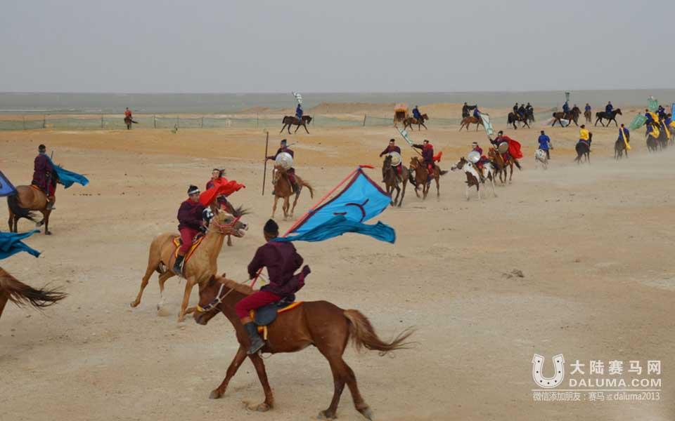 直击蒙古国马术训练 感受速度与激情之美